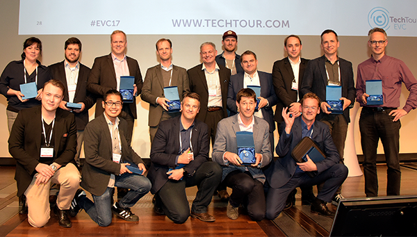 Europe's top 20 startups in cleantech, digital tech and healthtech selected at the 2017 European Venture Contest Final