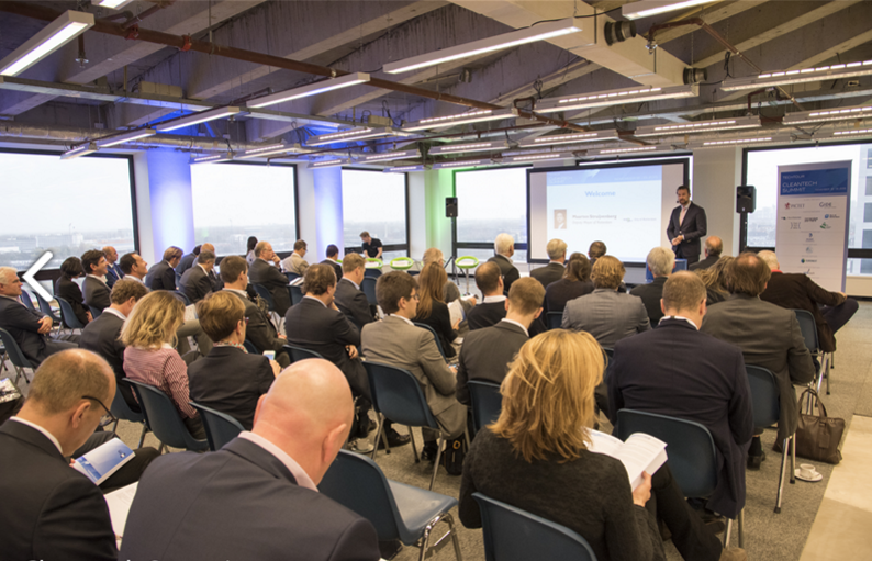 The Tech Tour Cleantech Summit 2016 Returns to Rotterdam on November 23-24, 2016